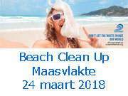 Beach Cleanup Maasvlakte 2018