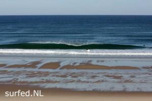 Donderdag 14 juni 2012; offshore!