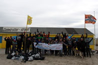 24 maart 2013 Beach Clean up