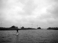 10 mei 2014 Downwinder Hardinxveld - Arkel